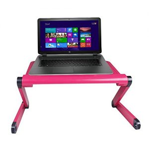 Portable Laptop Table Desk Tray Stand
